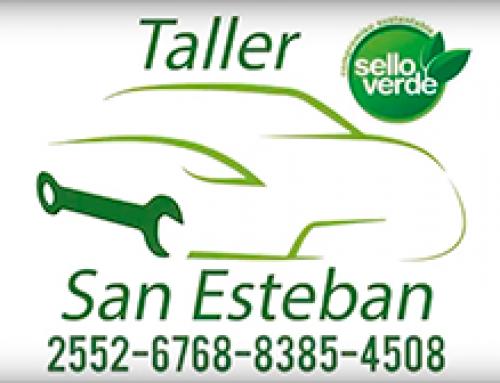 Spot Taller San Esteban